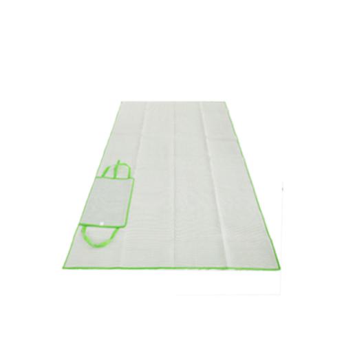 COZY เสื่อปูพื้นอเนกประสงค์ พับ 4 ตอน ขนาด 150x200x0.5 ซม.  SM209 สีเขียว