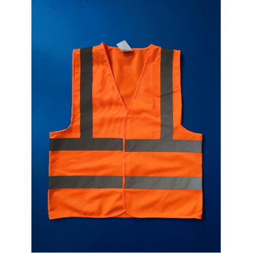 Protx เสื้อจราจรสะท้อนแสง  Z0007-J1XL ขนาด XL สีส้ม