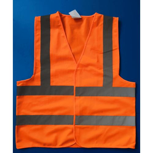 Protx เสื้อจราจรสะท้อนแสง   Z0007-J1XXL ขนาด XXL   สีส้ม