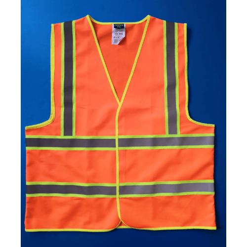 Protx เสื้อจราจรสะท้อนแสง  รุ่น Z0024-J1M ขนาด M   สีส้ม
