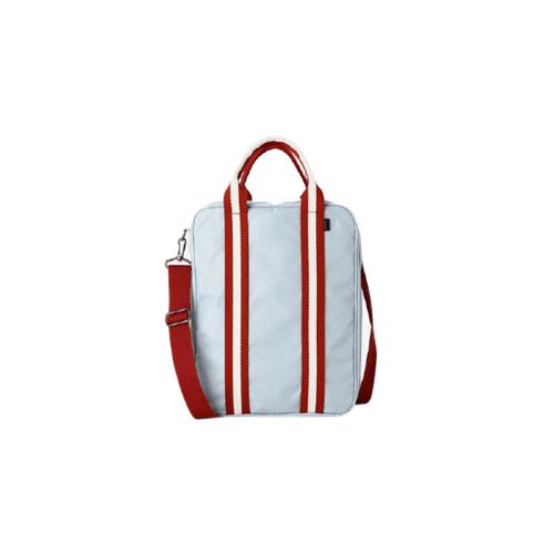 WETZLARS กระเป๋าสะพายแบบสอดได้ ขนาด 27x36x14 cm  ZRH-031-GY  สีเทา