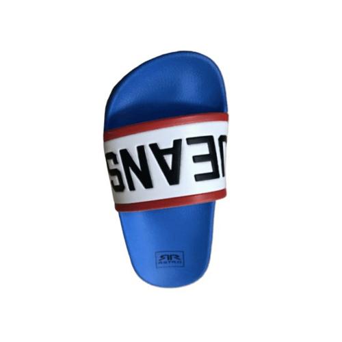 Primo รองเท้าแตะลายRetro LY1514-38BL  สีน้ำเงิน