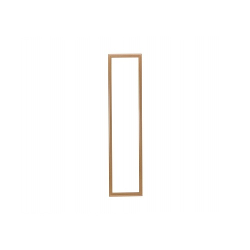 NICE กระจกมีกรอบ ขนาด 30x120cm 1526-wooden