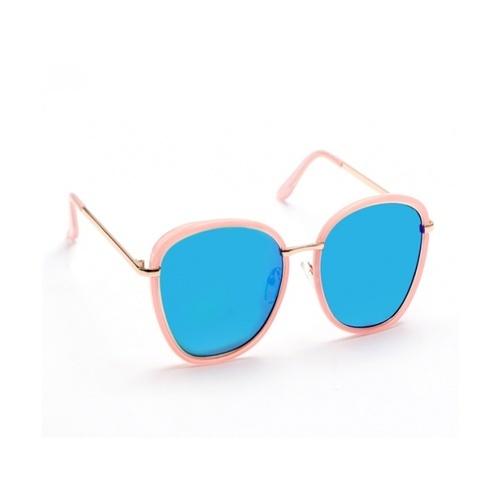 USUPSO  แว่นตากันผู้หญิง Fashion metal -