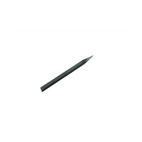 GUNNER เหล็กแหลมตัวตรง (20ซม.) - สีดำ