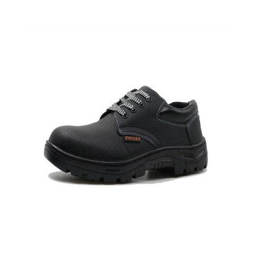 Protx รองเท้าเซฟตี้ พื้นเหล็ก เบอร์ 42  PT101 สีดำ