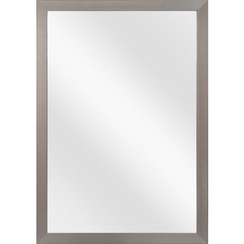 NICE กระจกมีกรอบ ขนาด 40x60CM  1068-S-394