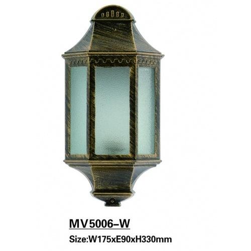 EILON   โคมไฟผนัง 5006-W สีดำทอง
