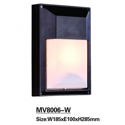 EILON โคมไฟผนัง  8006-W สีดำ