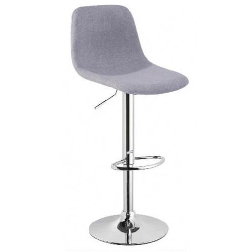 Pulito เก้าอี้บาร์สตูลผ้า  Littlespoon  สีเทา