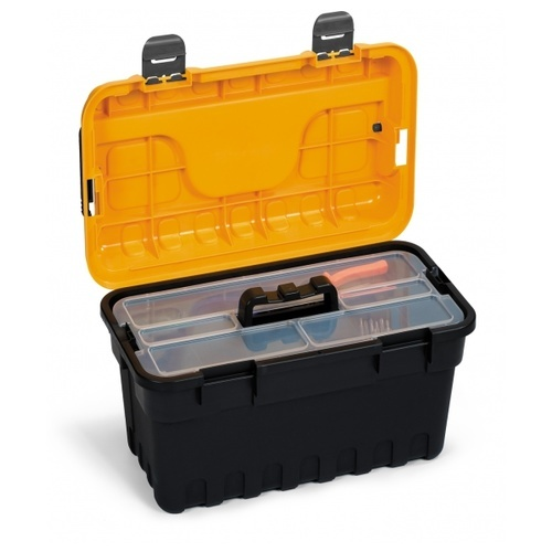 PORT-BAG กล่องเครื่องมือช่าง SP02 18'' สี ดำ-เหลือง