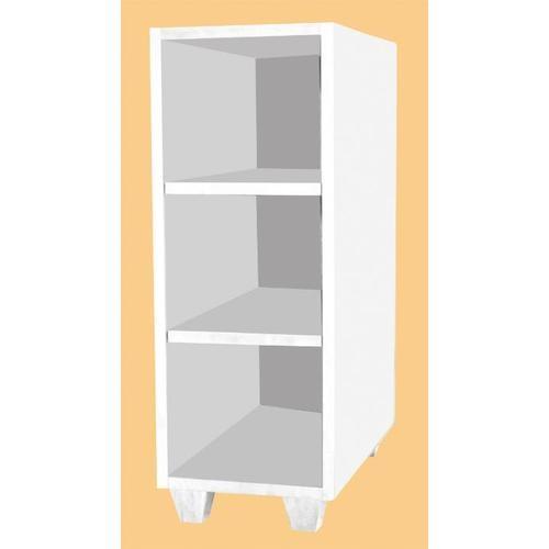 ตู้เข้ามุมสี่เหลี่ยม JSR-A-SQ-8330สีขาว KITZCHO ขาว