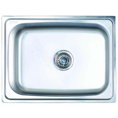 Dyna Home อ่างล้างจานแบบฝัง 1 หลุม ไม่มีที่พัก  LS-6045