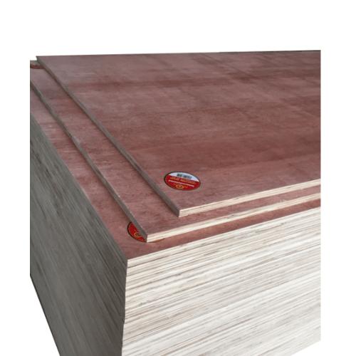 GREAT WOOD ไม้อัดยางเฟอร์นิเจอร์ #10 (B) หน้าแดง 120x240ซม.
