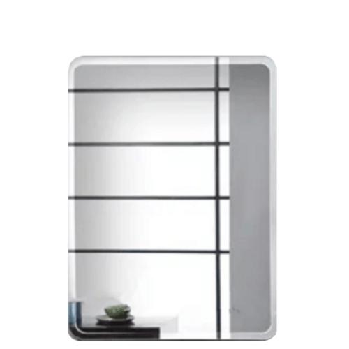 NICE กระจกเงาทรงเหลี่ยม ขนาด 60x80ซม. PQS-XS6080A