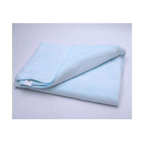 COZY ผ้าขนหนูไมโครไฟเบอร์ 30x30ซม.สีเบบี้บลู   BQ014-BBL  สีฟ้า