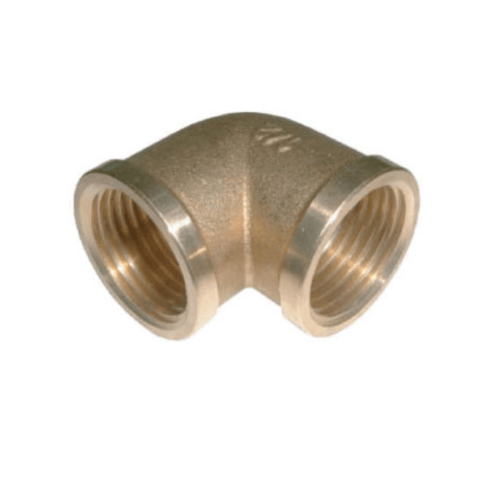 VAVO ข้องอทองเหลือง มม. 3/4 นิ้ว YF-5006