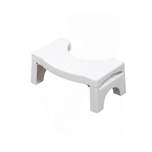 VERNO เก้าอี้พักขาสำหรับชักโครก ขนาด 41x25x17.5cm  RE3061P