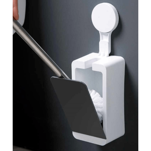 PRIMO ที่ใส่แปรงขัดห้องน้ำพลาสติก BDQ015