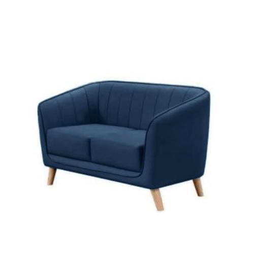 Pulito โซฟา  DVA BJT005 ผ้า  สีน้ำเงิน