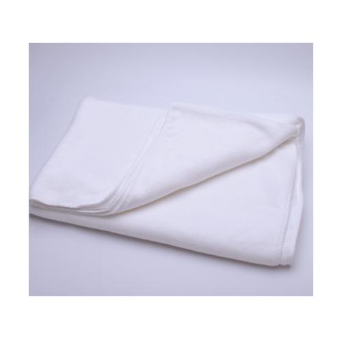 COZY ผ้าขนหนูไมโครไฟเบอร์ 70x140ซม. BQ016-WH สีขาว