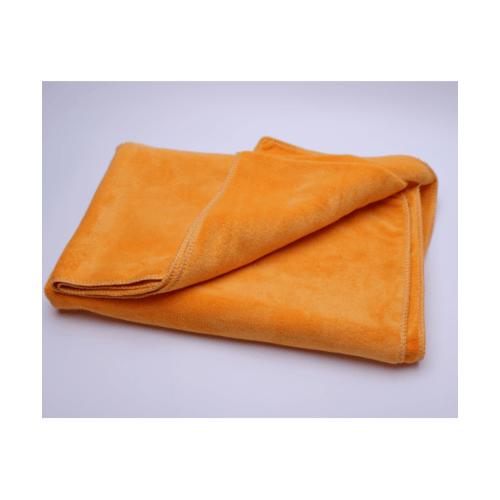 COZY ผ้าขนหนูไมโครไฟเบอร์ 70x140ซม BQ016-OR สีส้ม