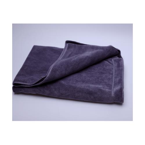 COZY ผ้าขนหนูไมโครไฟเบอร์ 70x140ซม. BQ016-GY สีเทา