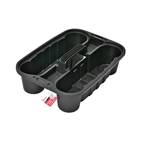 HUMMER ถาดใส่เครื่องมือพลาสติก GLB320208 สีดำ