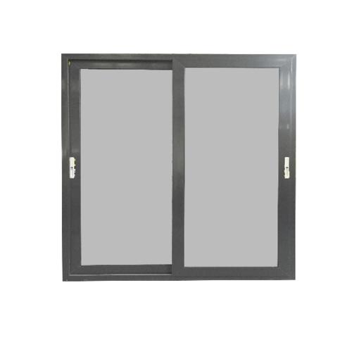 Wellingtan ประตูไวนิล บานเลื่อน SS (2-T) ขนาด 200cm.x205cm. สีขาวเทา พร้อมมุ้ง  GYD2001