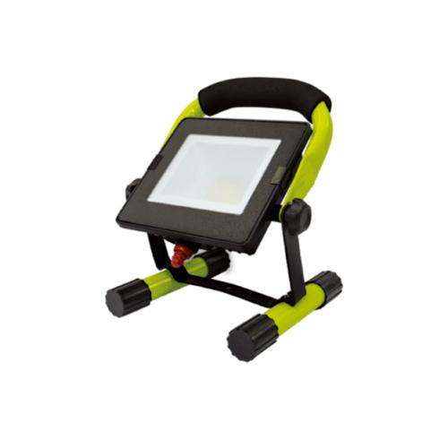 LUCECO ไฟ LED Worklight พกพา 20W EFLDW20B50-GH สีเขียว
