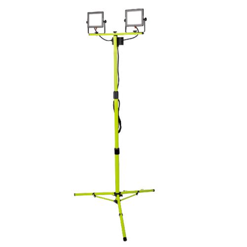LUCECO ไฟ LED Worklight พกพา 40W EFLDTT20B50-GH40W สีเขียว