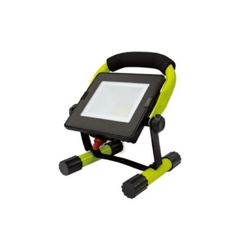 LUCECO ไฟ LED Worklight พกพา 50W EFLDW50B50-GH50W สีเขียว