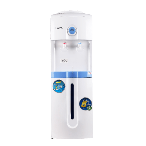 Lapis ตู้กดน้ำร้อน-เย็น แบบ 2หัว  YLR-GB-2-5-88LB สีขาว