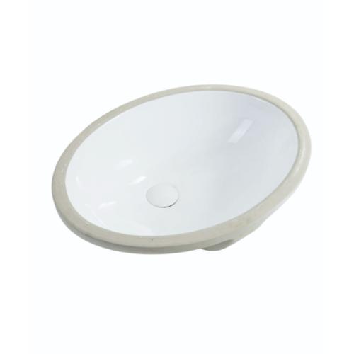VERNO อ่างล้างหน้าแบบฝังใต้เคาน์เตอร์  VN-12154 (205) สีขาว