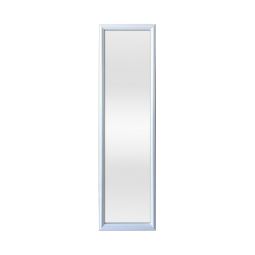 HERITAGE กระจกแขวนผนัง 30*120cm WG3517  สีขาว