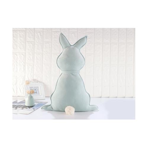 USUPSO หมอนตุ๊กตากระต่าย 52 ซม.  สีเขียว