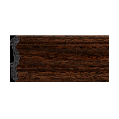 GREAT WOOD บัวเชิงผนัง  JC194-5 สีวอลนัทเข้ม 51x14x2900mm.