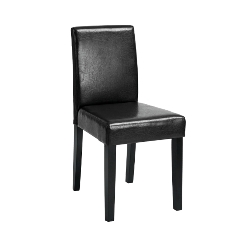Pulito เก้าอี้จัดเลี้ยงขาไม้  DOURO ดำ