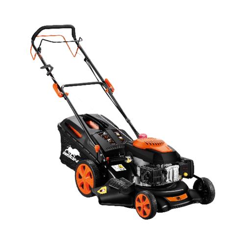 BISON รถตัดหญ้าเบนซิน 20 S511-T68020 สีส้ม