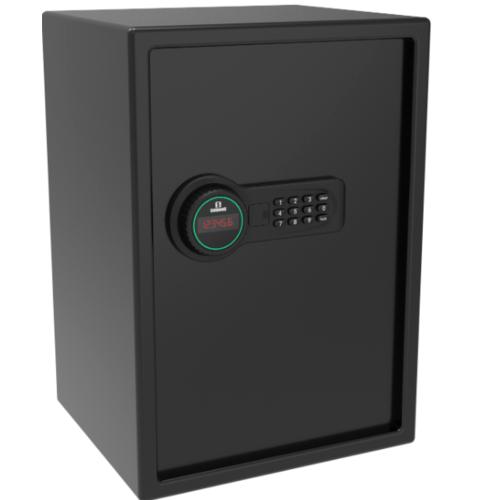 Protx ตู้เซฟดิจิตอล 50x30x31ซม. 50SAV BLACK สีดำ