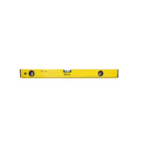HUMMER เครื่องวัดระดับน้ำ ขนาด 60cm JR-C95-1B เหลือง