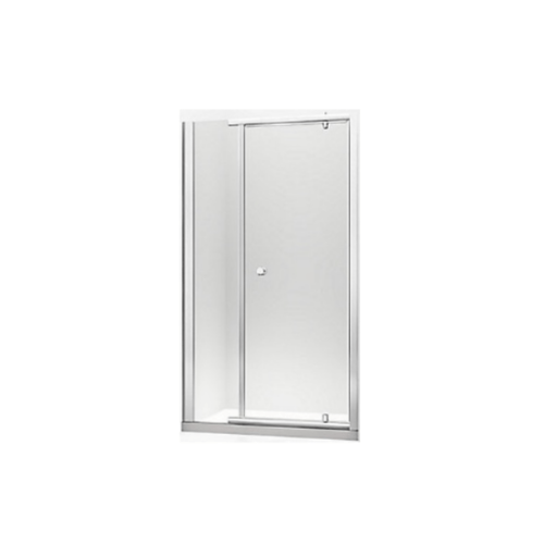 KOHLER ฉากกั้นอาบน้ำแบบเปิด กึ่งบานเปลือย แมทเทีย ขนาด 1000x1900 มม. K-37460X-C-SHP