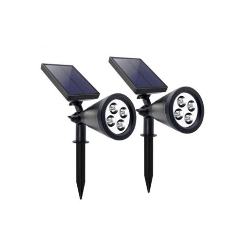 ELON โคมไฟสปอตไลท์พลังงานแสงอาทิตย์ปักดิน  P6002  3 วัตต์
