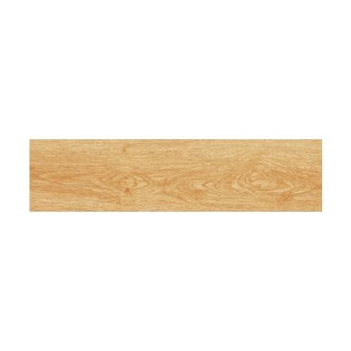 Marbella กระเบื้องปูพื้นลายไม้ 15x90x0.96cm.  159705 (8P) A.  สีน้ำตาลอ่อน