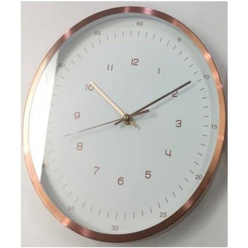 COZY COZY นาฬิกาติดผนัง 30ซม. รุ่น BY019  ขาว