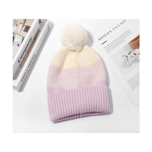 USUPSO USUPSO หมวกไหมพรม 3001 (#BU9)  ขาว