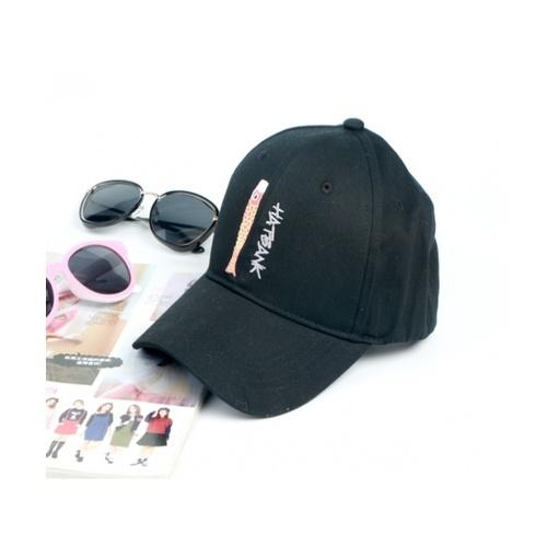 USUPSO หมวกแก๊ป  Snapper Baseball สีดำ