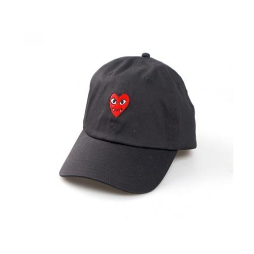 USUPSO  หมวกแก๊ป  Spring and summer  สีดำ