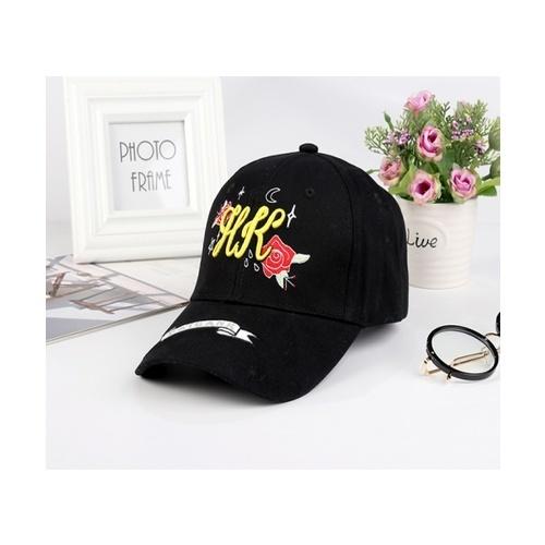 USUPSO หมวกแค้ป  Baseball  สีดำ