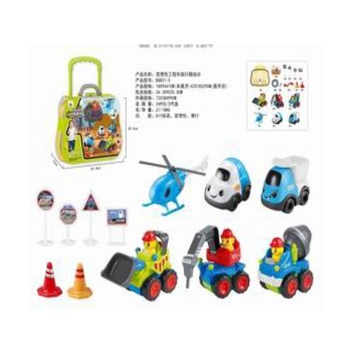 Sanook&Toys ชุดรถ 296492